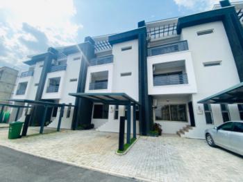 4 Bedroom Terrace Duplex with Maids Room, Jabi, Abuja, Terraced Duplex for Sale