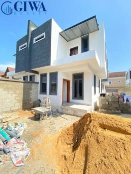 4 Bedroom Semi Detached Duplex (semi Finished), Lekki Phase 1, Lekki, Lagos, Semi-detached Duplex for Sale