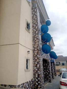 Standard All Rooms En-suit 3 Bedroom Flats Upstairs., Olokonla, Ajah, Lagos, Flat for Rent