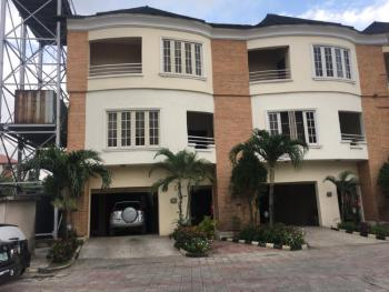Lovely and Decent 4 Bedroom Terrace Duplex with a Room Bq All Ensuites, Yabatech Gra, Yaba, Lagos, Terraced Duplex for Sale