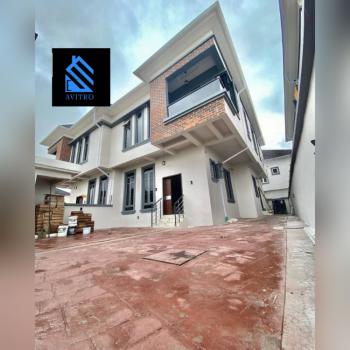 4 Bedrooms Semi Detcahed Duplex, Agungi, Lekki, Lagos, Detached Duplex for Sale