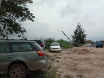 12000sqm Waterfront Bare Land, Zone J, Banana Island, Ikoyi, Lagos, Residential Land for Sale