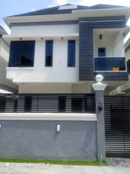 Brand New 4 Bedroom Fully Detached Duplex with a Room Bq., By Chevron Drive., Lekki Phase 2, Lekki, Lagos, Detached Duplex for Rent