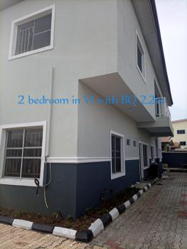 Fully Serviced 2 Bedroom with Bq., Victoria Island (vi), Lagos, Flat for Rent