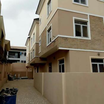 3 Units of Newly Built 4 Bedroom Semi Duplex, Salvation Road, Opebi, Ikeja, Lagos, Block of Flats for Sale