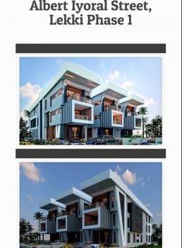 5 Bedroom Smart  Executive House, Chief Albert Iyoral Street, Lekki Phase 1, Lekki, Lagos, Detached Duplex for Sale