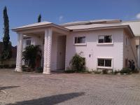 6 Bedroom Fully Detached Duplex, Justice Sowemimo, Asokoro District, Abuja, Detached Duplex for Rent