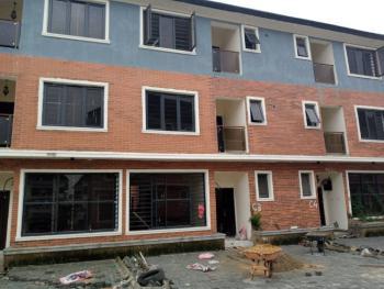 Tastefully Finished 4 Bedroom Terrace Duplex, Osapa, Lekki, Lagos, Terraced Duplex for Sale