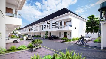4 Bedroom Semi Detached with Bq (off Plan), Orchid Road, Lafiaji, Lekki, Lagos, Semi-detached Duplex for Sale