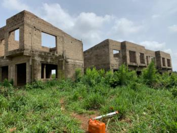 Uncompleted Shopping Plaza of Various Buildings for Stores and Office, Along Lagos-abeokuta Expressway By Gudugba Town Junction, Arigbajo, Ewekoro, Ogun, Plaza / Complex / Mall for Sale