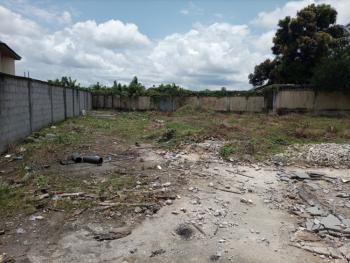 Well Located Table Flat Land Measuring Above 800 Sqm, Off Tombia Extension, Gra Phase 3, Port Harcourt, Rivers, Residential Land for Sale