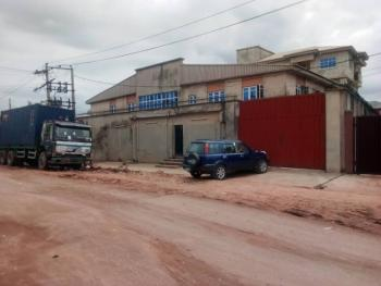 Structurally Sound Warehouse on 4,690sqmt, Off Isolo Road By Synagogue Church, Egbe, Lagos, Warehouse for Sale