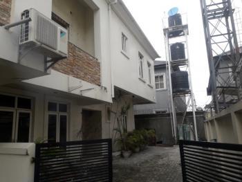 5 Bedroom Duplex with a Room Bq, Off Akiogun Road, Oniru, Victoria Island (vi), Lagos, Semi-detached Duplex for Rent