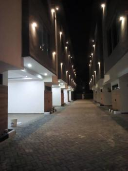 Newly Built 4 Bedrooms Terraced Duplex with Pool, Ologun Agbaje Street, Victoria Island (vi), Lagos, Terraced Duplex for Sale