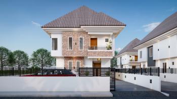 4 Bedroom Detached Duplex with a Bq, Osapa, Lekki, Lagos, Detached Duplex for Sale