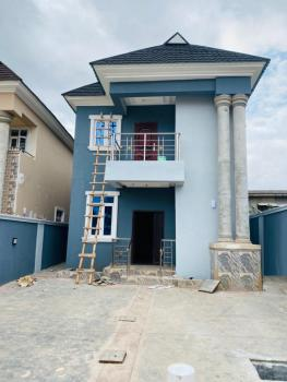 a 4 Bedroom Detached Duplex with a Room Boys Quarter, New Oko-oba, Agege, Lagos, Detached Duplex for Sale