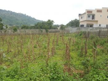 Strategically Located 1200sqm of Land with C of O, Life Camp, Abuja, Residential Land for Sale