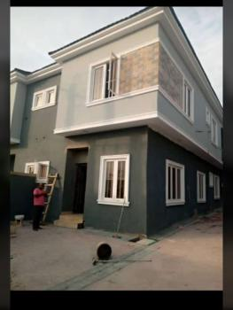 a Well Fully Finished to Taste 4 Bedrooms Semi Detached Duplex, River Valley Estate, Ojodu, Lagos, Semi-detached Duplex for Sale