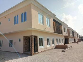 4 Bedrrom Semi Detached Duplex All Ensuite, Igbo Efon, Lekki, Lagos, Semi-detached Duplex for Sale