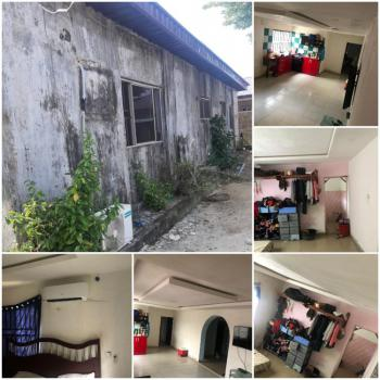 Newly Roofed and Neatly Renovated Interior Bungalow, an Estate at Kingdom Hall, Ajah, Lagos, Detached Bungalow for Sale