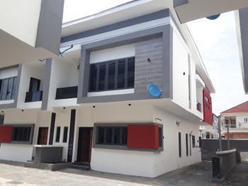 Newly Built 4  Bedroom Semi  Detached Duplex with Bq, Ikota, Lekki, Lagos, Semi-detached Duplex for Sale