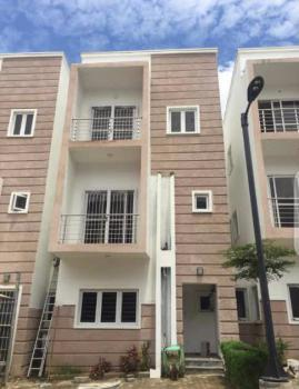 5 Bedroom Terraced Duplex with Bq., Mabuchi, Abuja, Terraced Duplex for Rent