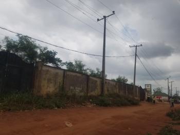1 Acre of Land Facing The Major Road, Matogun Road, Oke-aro, Ogun, Mixed-use Land for Sale