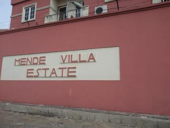 Executive 3 Bedroom Flat, Mende Villa Estate, Olatunde Sanni Crescent, Mende, Maryland, Lagos, Flat for Rent