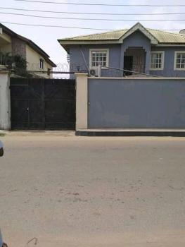 Executive 4 Bedroom Semi Detached Duplex. Good for All Purpose, Ajao Estate Airport Road By Ikeja, Isolo, Lagos, House for Sale
