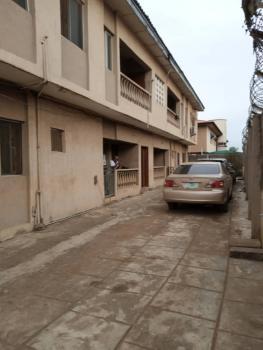 5 Numbers of 3 Bedrooms Flat with C of O, Alhaji Adams Street, Ejigbo, Lagos, Block of Flats for Sale