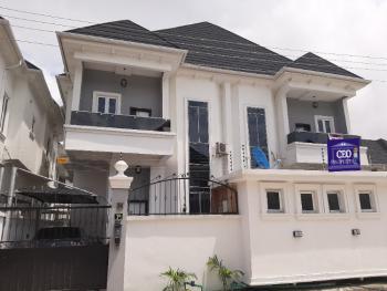 4 Bedroom Duplex with Bq, Behind Chevron Head Office., Lekki Phase 2, Lekki, Lagos, Semi-detached Duplex for Rent