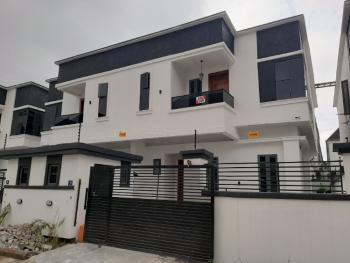 4 Bedroom Semi-detached Duplex, Behind Chevron Head Office., Lekki Phase 2, Lekki, Lagos, Semi-detached Duplex for Rent