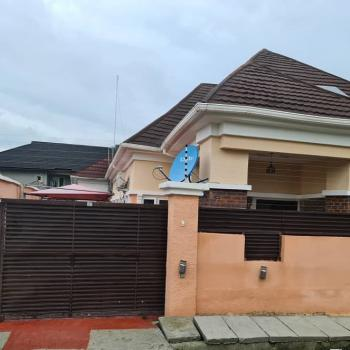 a 3 Bedroom Bungalow with a Bq Sitting on 450sqm, Thomas Estate, Ajah, Lagos, Detached Bungalow for Sale