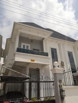 Newly Built 4 Bedroom Semi Detached Duplex, Chevron, Lekki Phase 1, Lekki, Lagos, Semi-detached Duplex for Rent
