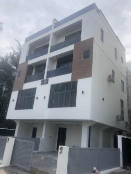 5 Bedroom Semdetached Duplex with Bq All Room Ensuite with Guest Toilet, Banana Island, Ikoyi, Lagos, Semi-detached Duplex for Sale