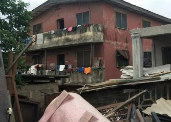 a Tenement / Storey Building for N150million, Fadeyi Bus Stop Directly on Ikorodu Road, Jibowu, Yaba, Lagos, Block of Flats for Sale
