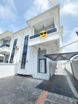 Brand New Beautiful 4 Bedrooms Semi-detached Duplex, Lekki Phase 2, Lekki, Lagos, Semi-detached Bungalow for Rent