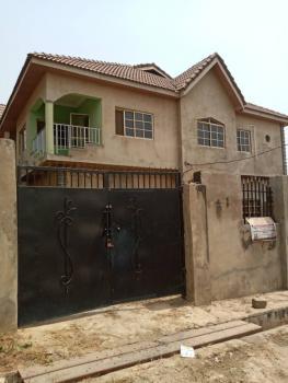 Tadtefully Finished 4 Bedroom Duplex with Two Nos Three Bedroom Flat, Steve Fela Avenue. Okeibadan Estate,  Off Akala Road, By Jnissi, Akobo, Ibadan, Oyo, Semi-detached Duplex for Sale