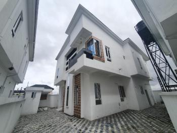 Massive Brand New 5 Bedrooms Detached House with Bq, Osapa, Lekki, Lagos, Detached Duplex for Sale