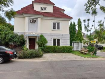 Nice 4 Bedrooms Duplex with a Room Bq, Estate, Life Camp, Abuja, Detached Duplex for Rent
