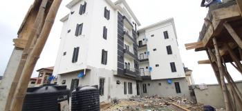Magnificently Built 3 and 2 Bedroom Flat with Bq, Serviced Mini Estate, Ikate, Lekki, Lagos, Block of Flats for Sale