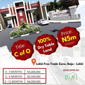 Dry Land for Residential Purpose with C of O, Osoroko, Ibeju Lekki, Lagos, Residential Land for Sale
