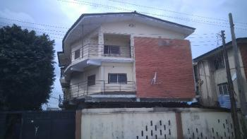 Very Spacious 6 Flats and a Duplex., Onike, Yaba, Lagos, Commercial Property for Rent