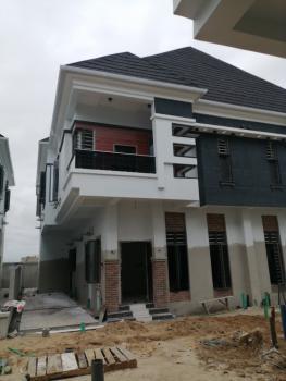 Lovely 4 Bedroom Semi-detached House in an Estate, Off Gbangbala Road, Ikate Elegushi, Lekki, Lagos, Semi-detached Duplex for Sale