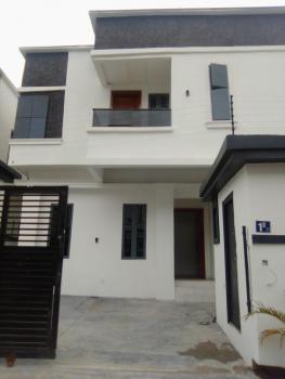 4 Bedroom Semi Detached Duplex with Bq, Chevron, Lekki Phase 2, Lekki, Lagos, Semi-detached Duplex for Rent