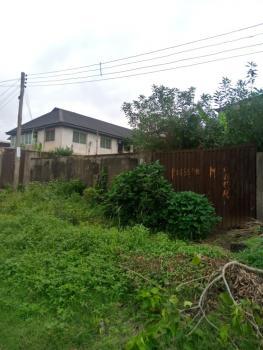 Fenced and Gated Residential Plot Measuring 576 Sq.m, Adalemo Street, Adalemo Shoprite Bustop Lagos - Abeokuta Expressway, Sango Ota, Ogun, Residential Land for Sale