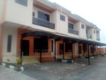 4 Bedroom Terraced Duplex with Bq, Ilasan, Lekki, Lagos, Terraced Duplex for Sale