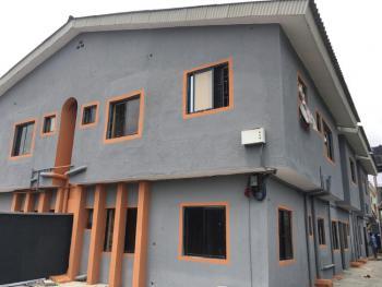 Newly Built 2 Bedroom Flat on a Paved Road, Ado Road, Lekki Phase 2, Lekki, Lagos, Mini Flat for Rent