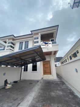New 4 Bedroom Semi -detached Duplex with Excellent Facilities, Chevron, Lekki, Lagos, Semi-detached Duplex for Rent