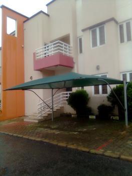 4  Bedrooms Duplex., Guzape District, Abuja, Terraced Duplex for Rent